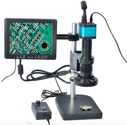 14MP industrial microscope camera