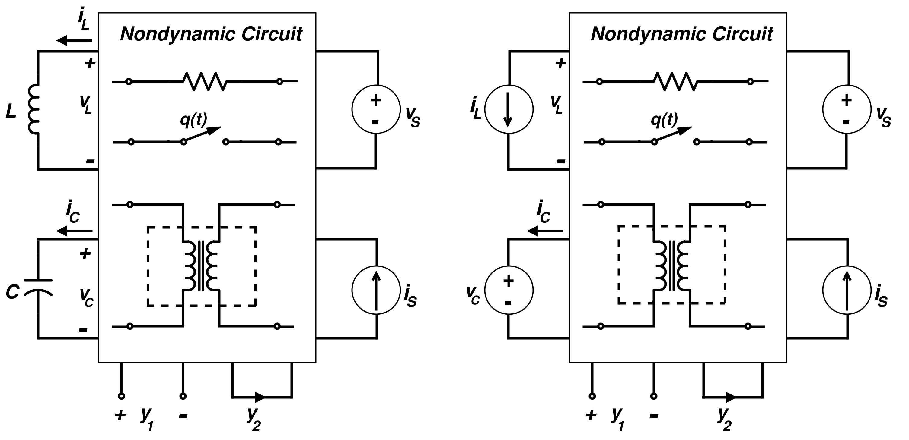 General Representation of the Converter Circuit