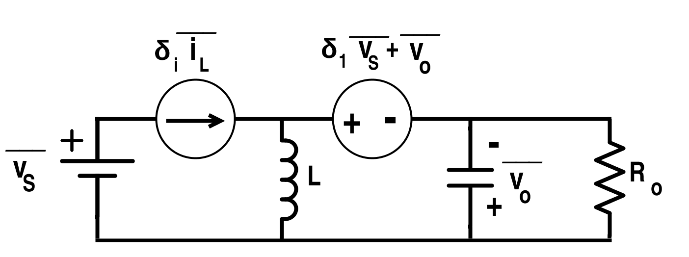 Canonical Circuit of the Forward Converter for the Average State-Space Model