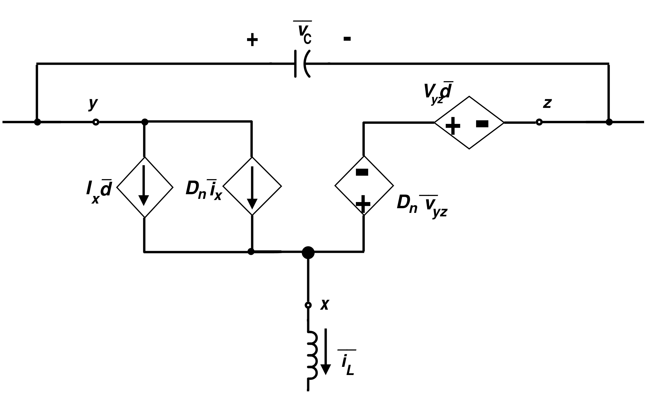 Linear Average Model for the Standard Switch