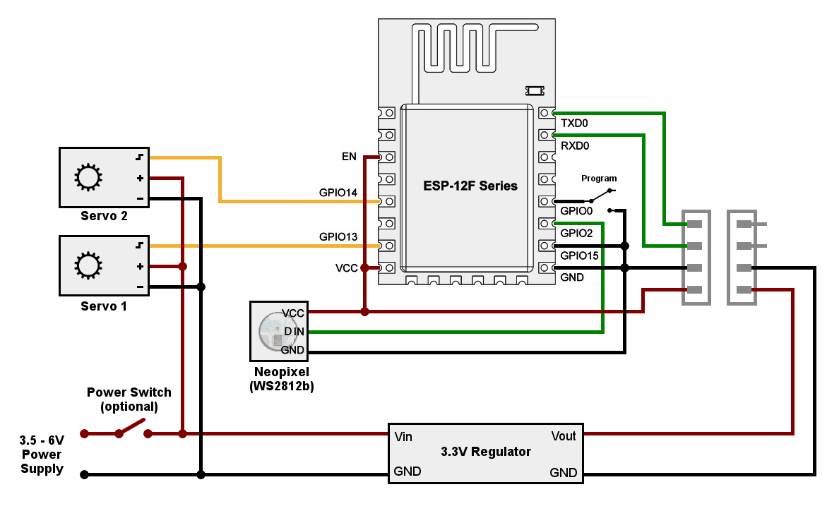 the wi-fi eye, part 1: introduction, features, and materials wi fi wiring diagram #11