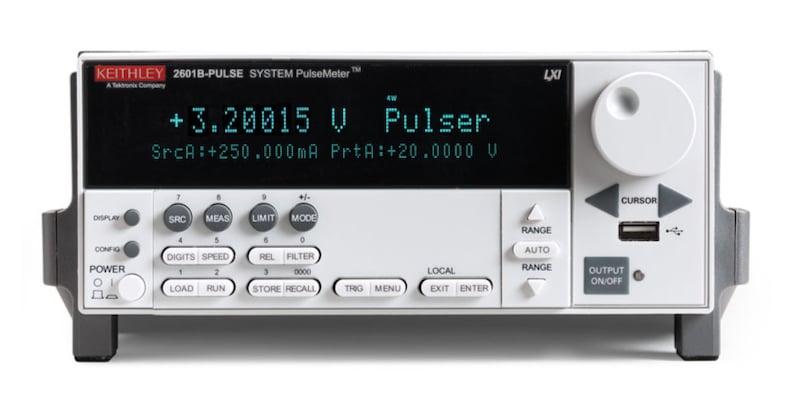 2601B-PULSE 10 µsec Pulser/SMU
