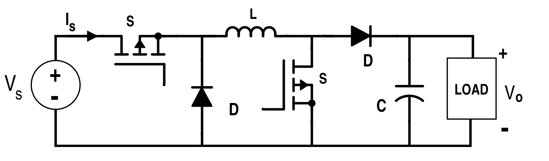 Non-Inverting Buck-Boost Converter