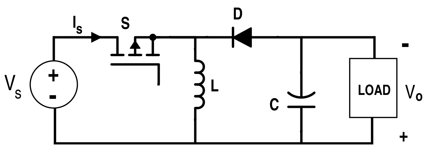 Inverting Buck-Boost Converter