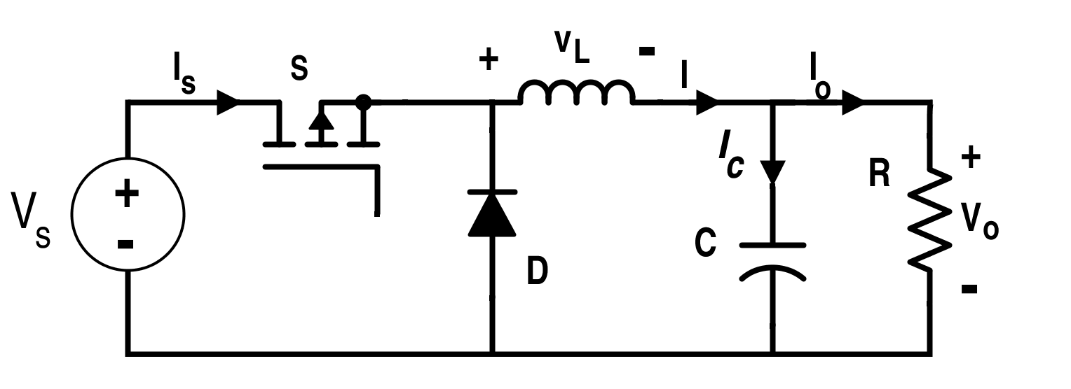 buck boost converter circuit theory working and applications