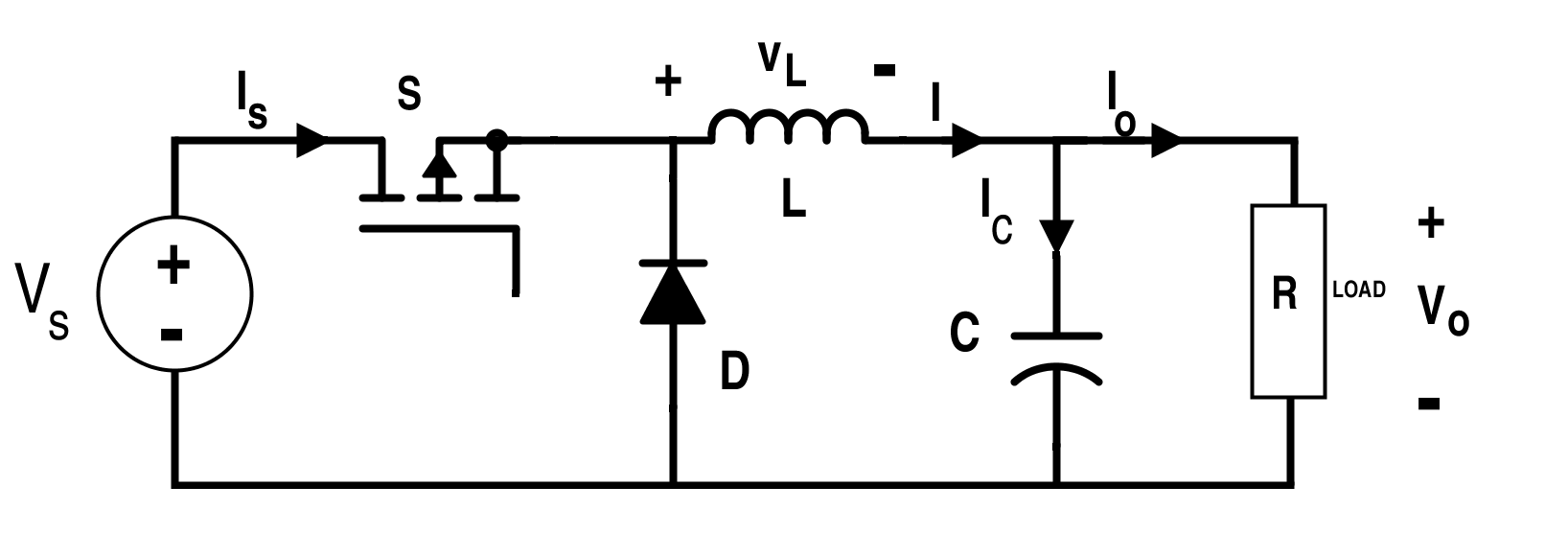 Circuit for Buck Converter
