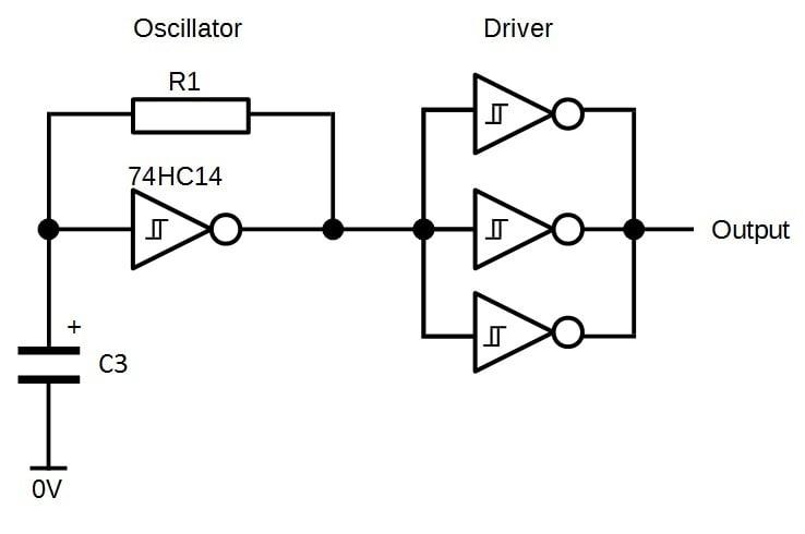 Build Your Own Negative Voltage Generator