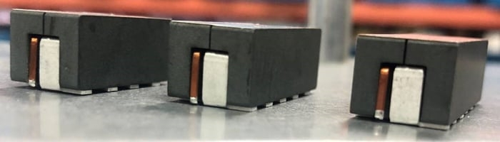 Maxim's proprietary coupled inductors.