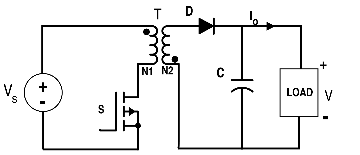 Circuit for Flyback Converter
