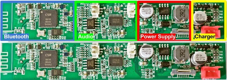 Teardown Tuesday What rsquo s Inside a Bluetooth Speaker News