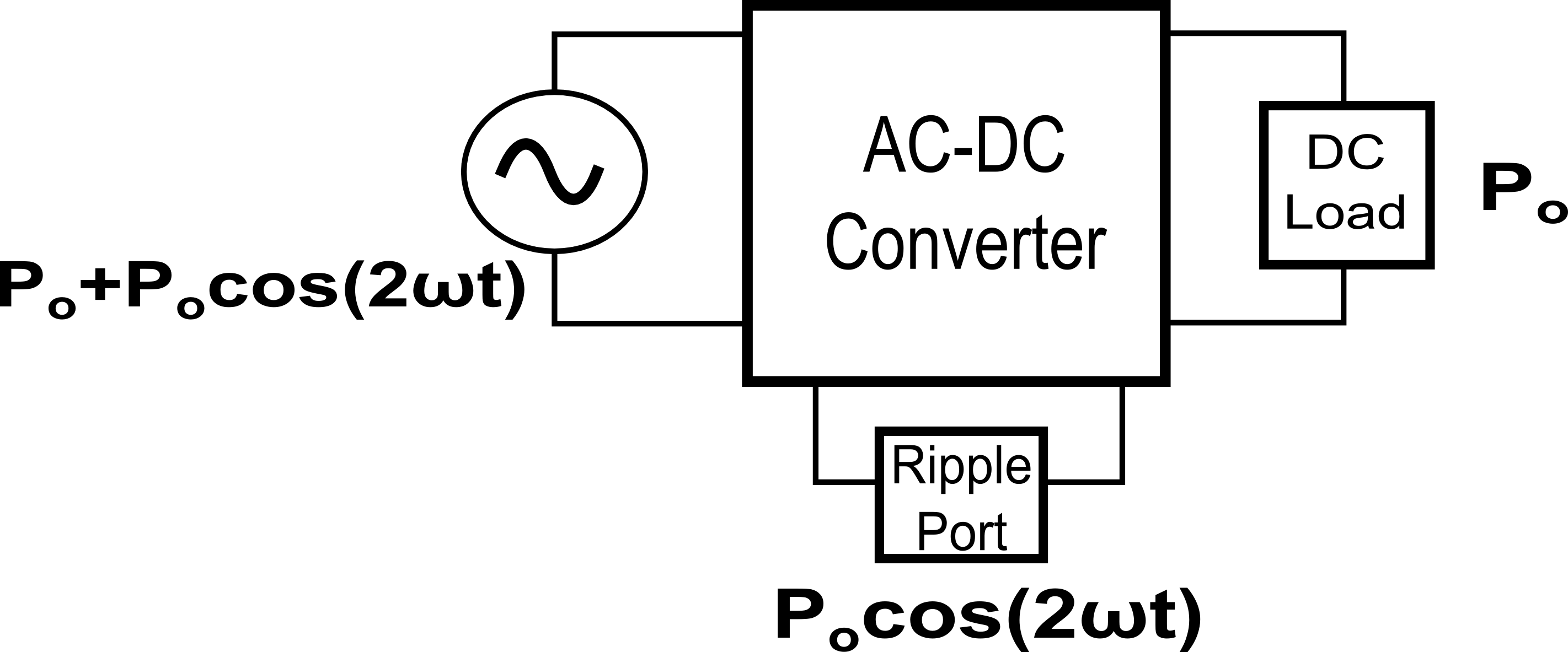 Why The Capacitor In Your Power Supply Filter Is Too Big Circuit Schematic Diagram Low Voltage Ripple Port An Ac Dc Converter