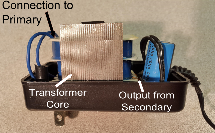 AC-DC Converters - Disassembling a Linear Power Supply