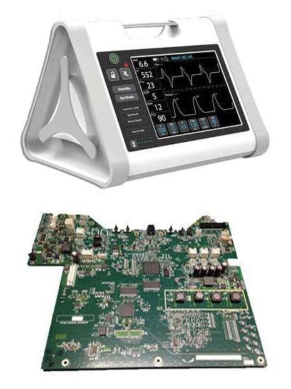 A low-cost portable ventilator