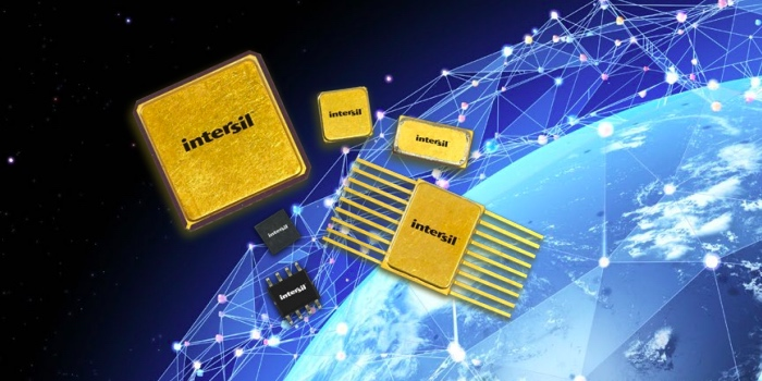 A selection of radiation-hardened integrated circuit packages