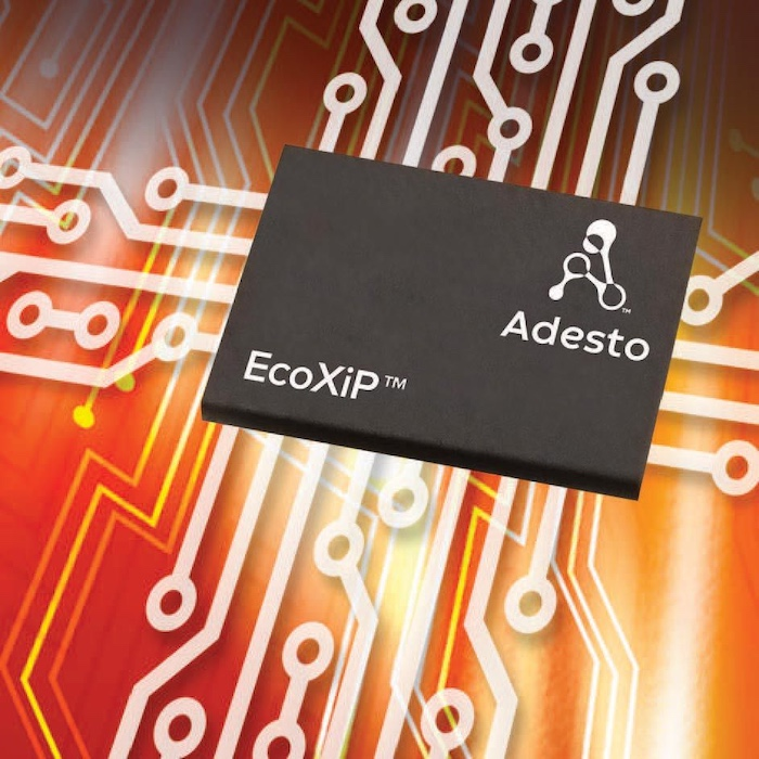 Adesto's EcoXiP allows critical software to be executed outside of NVM.