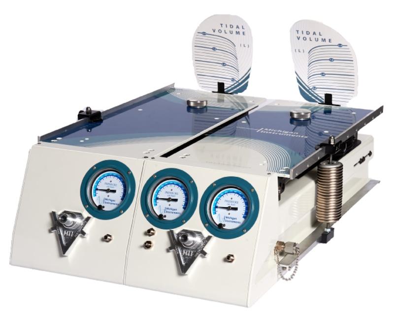 Adult lung simulator