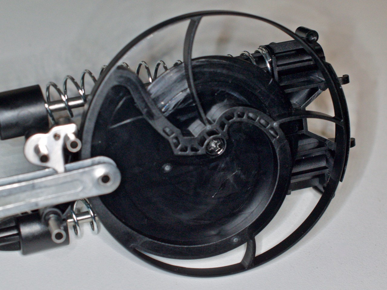 The Cam in the Jumping Mechanism