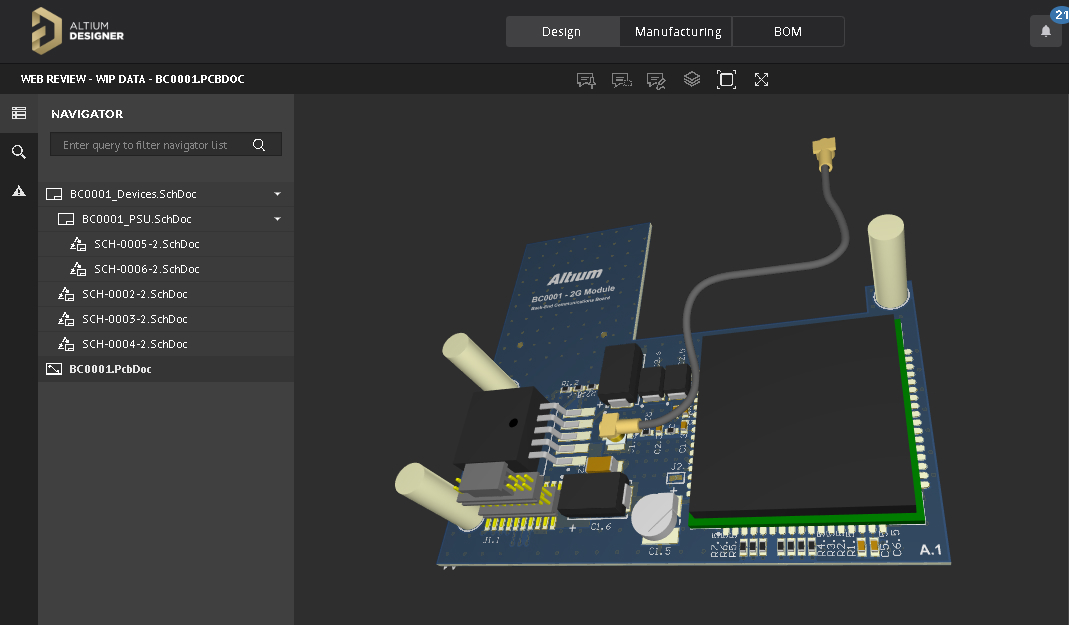 Altium Announces New Cloud-Based Design Environment with Eye Towards