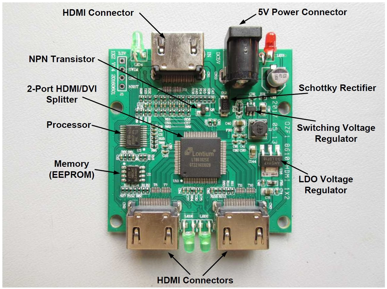 Teardown Tuesday A Powered Ultra High Definition Hdmi
