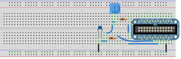 Building Raspberry Pi Controllers Part 5: Reading Analog Data with