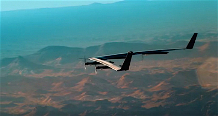 Facebook's Aquila Drone Completes First Flight—And Faces Criticisms