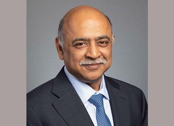 Arvind Krishna, IBM's CEO.