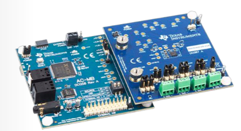 ADC evaluation board