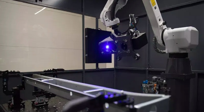 Automated optical inspection of automotive components