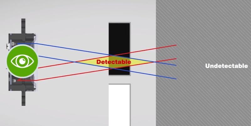 B5W-LA01 light convergent reflective sensor