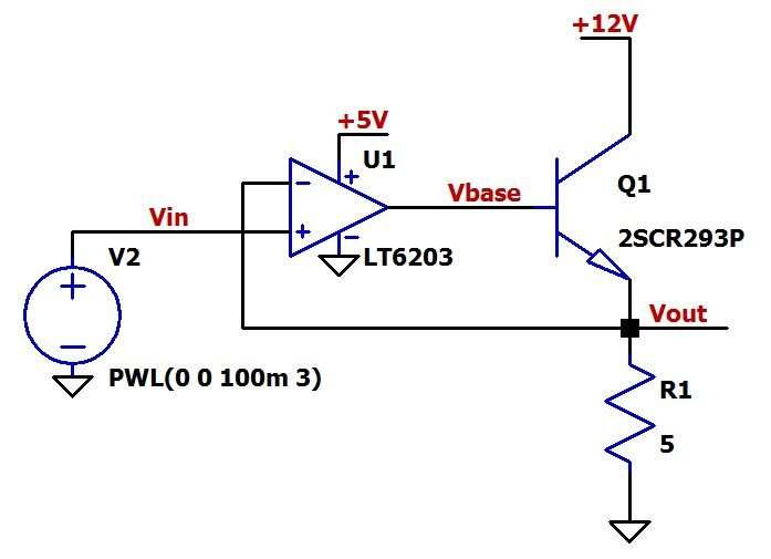 how to buffer an op amp output for higher current, part 1 current amplifier circuit using op amp non inverting operational amplifier (op