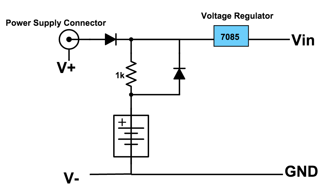 battery charger circuit  - hobby electronics