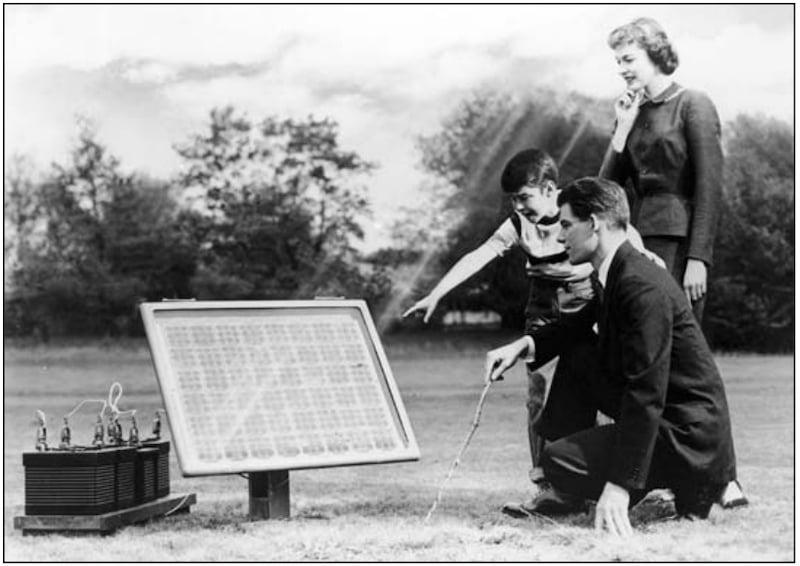 Bell Solar Battery