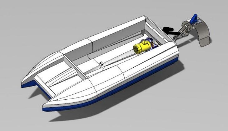 Solar Splash: How We Designed a Solar Powered Boat - News