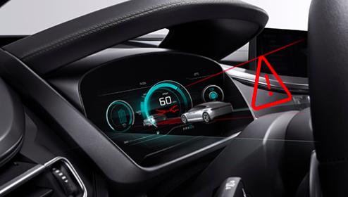 Bosch's new 3D display