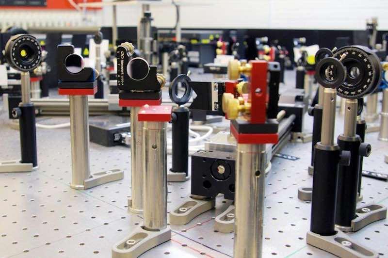 CAU equipment.
