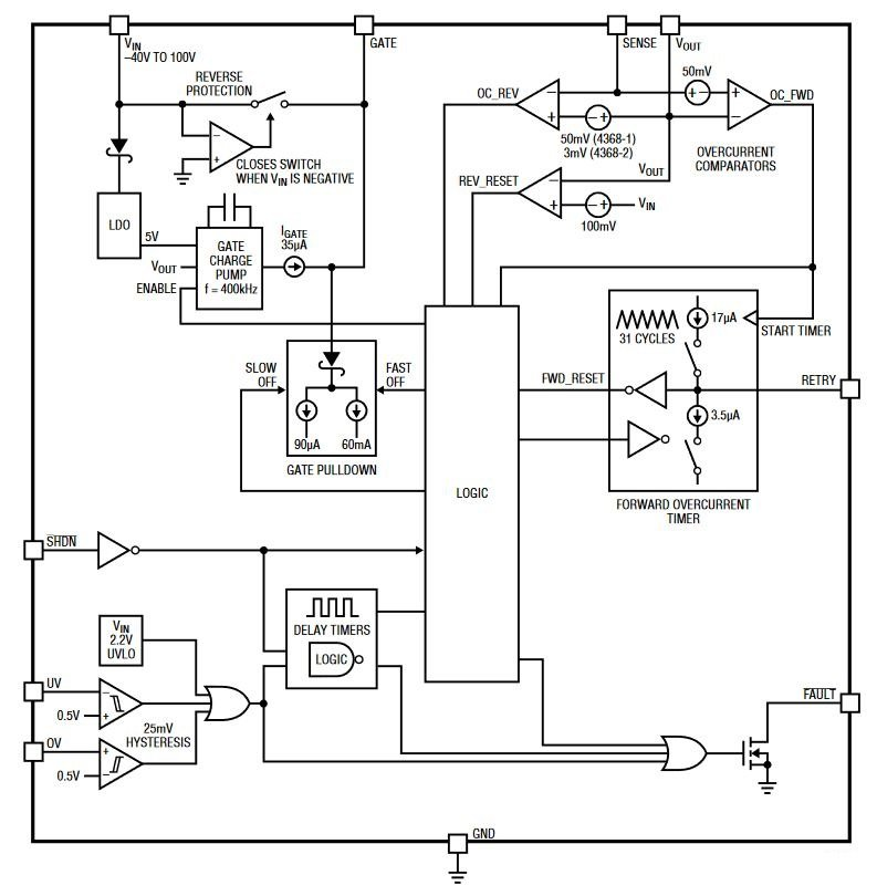 circuits need protection  too  an ic solution for