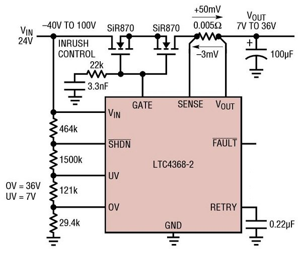 Circuits Need Protection, Too: An IC Solution for