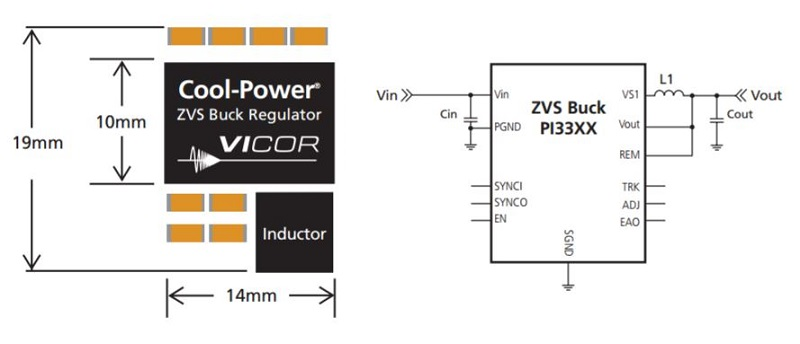 high power at high temperatures  new dc  dc converters from vicor