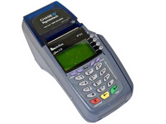 Credit Card Machine Teardown