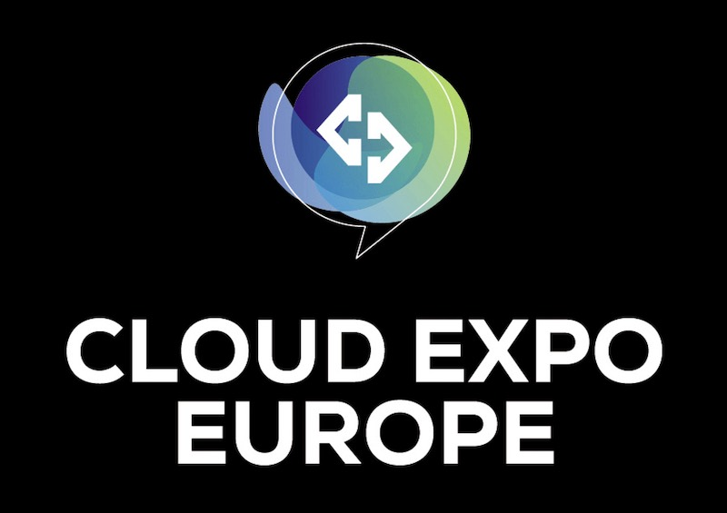 Cloud Expo Europe show logo.