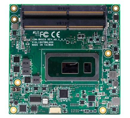 COM-WHUC6 COM Express module