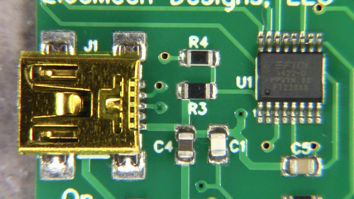 Tools And Techniques For Hot Air Soldering Surface Mount Components Completely Assembled Printed Circuit Board