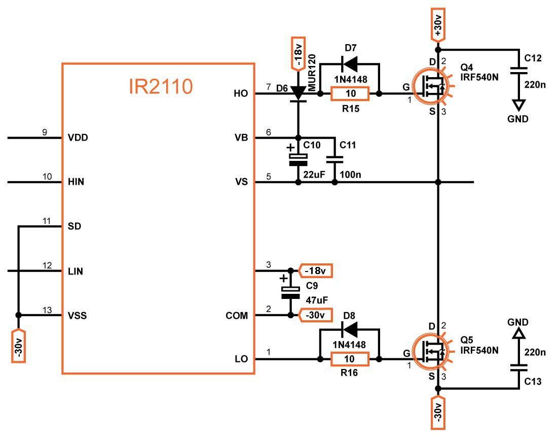 Mini Stereo Amplifier Circuitcircuit Diagram World
