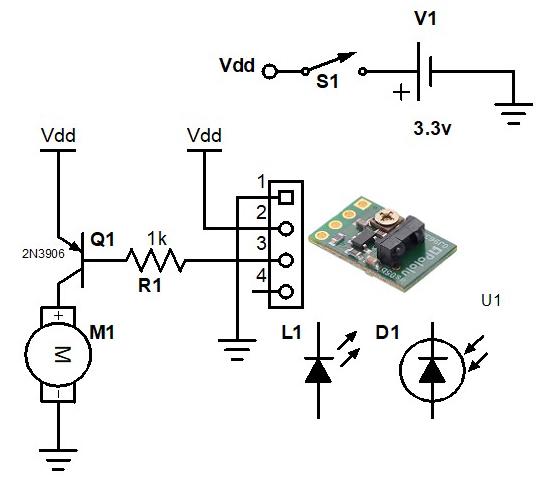 Circuit diagram of PULSE