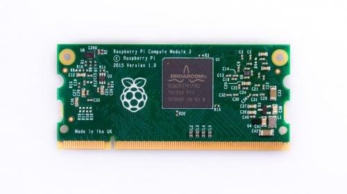 The Compute Module 3
