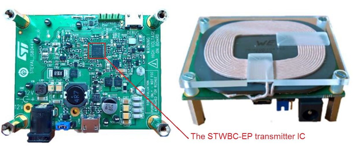 Wireless Charging: A New Wireless Battery Charger Transmitter from