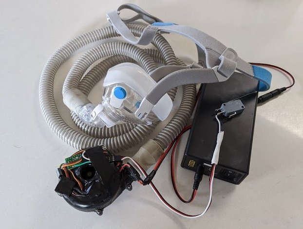 Design based on CPAP devices