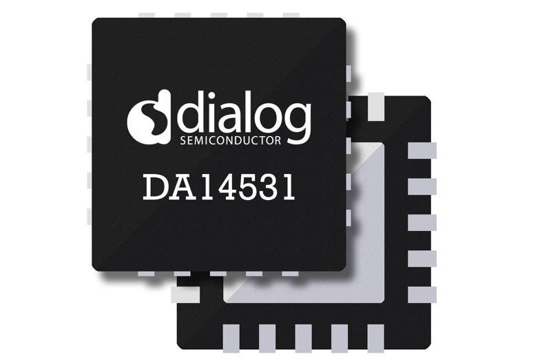 The Dialog Semiconductor DA14531