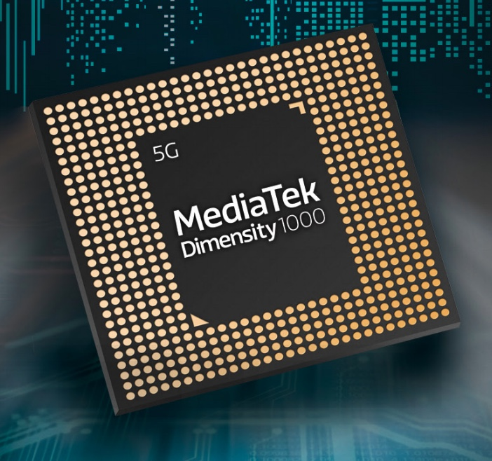 MediaTek's new5G-integrated SoC.