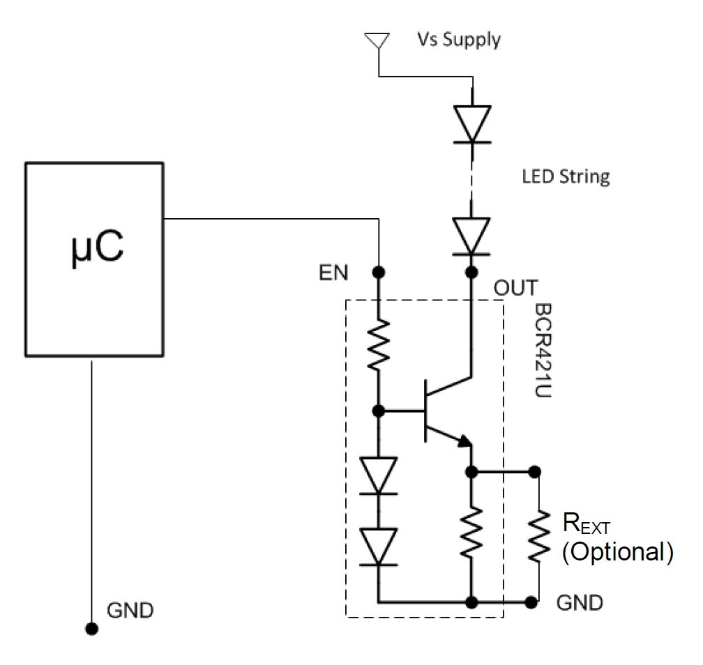 A Simple Method Of Driving Low Current Led Strips In Parallel Circuit Dimming